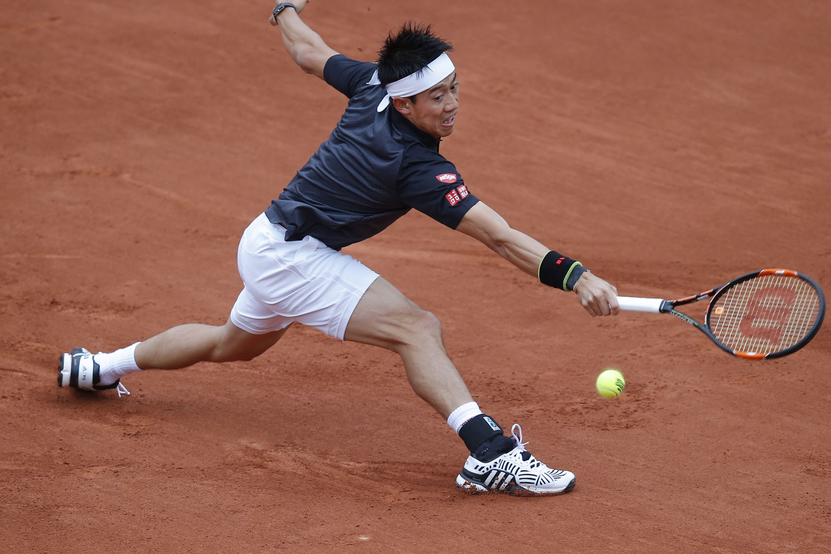APphoto_France Tennis French Open