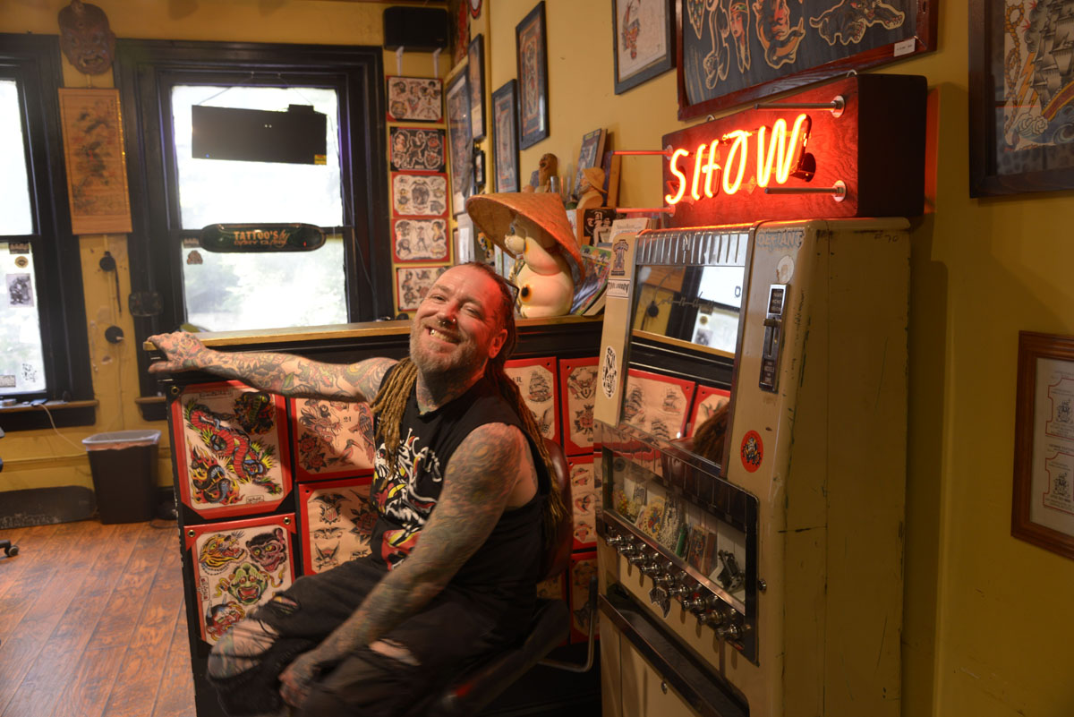 Tattoo Charlie's: Inking Baltimoreans on the Block since 1938