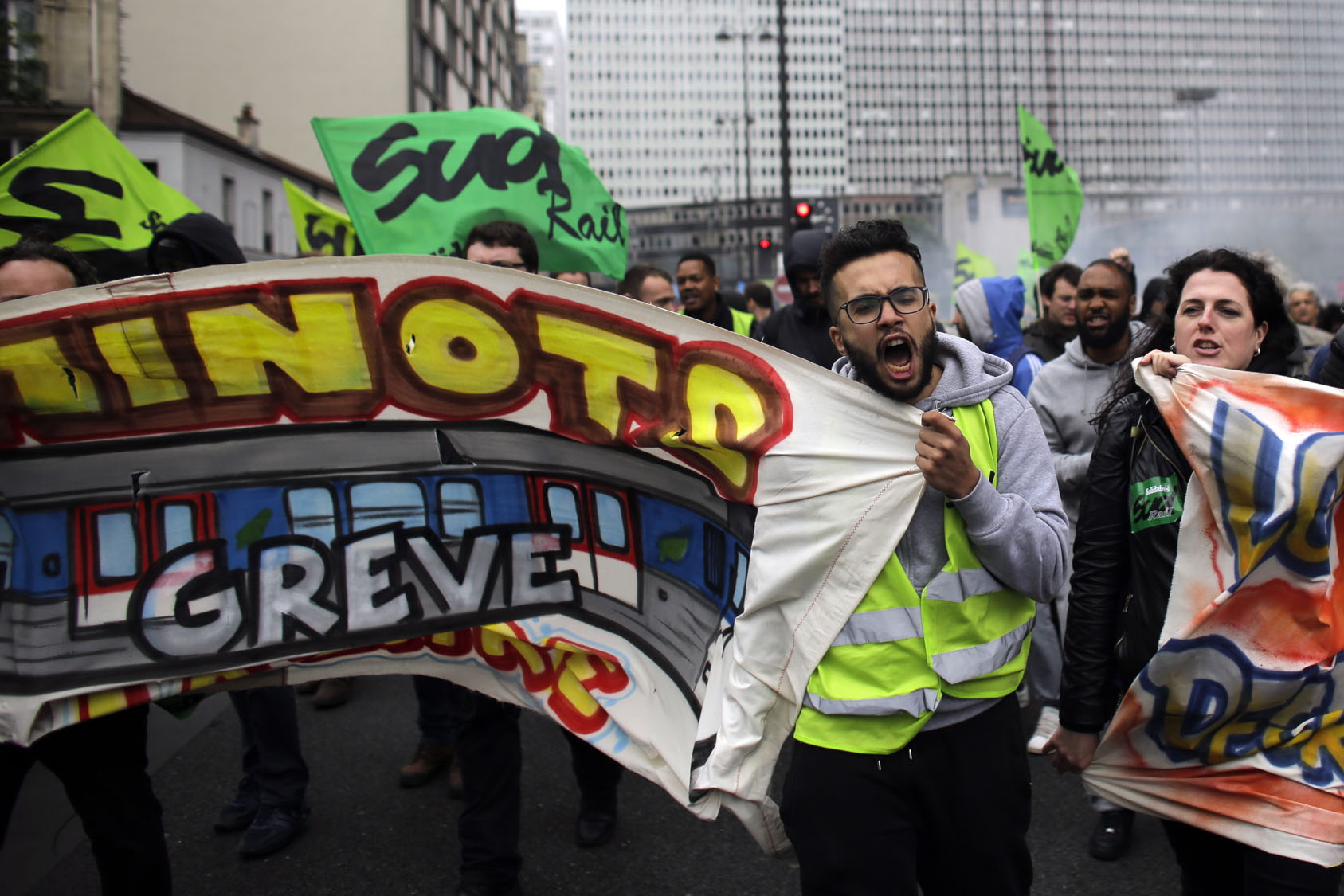 labor strikes On tuesday, the union announced that members voted more than 90% in favor of  going on strike, if a deal is not reached before the current.