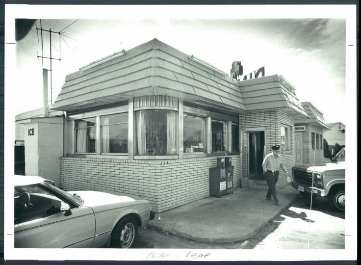 Clover Leaf Diner, 1981. (Hutchins/Baltimore Sun)