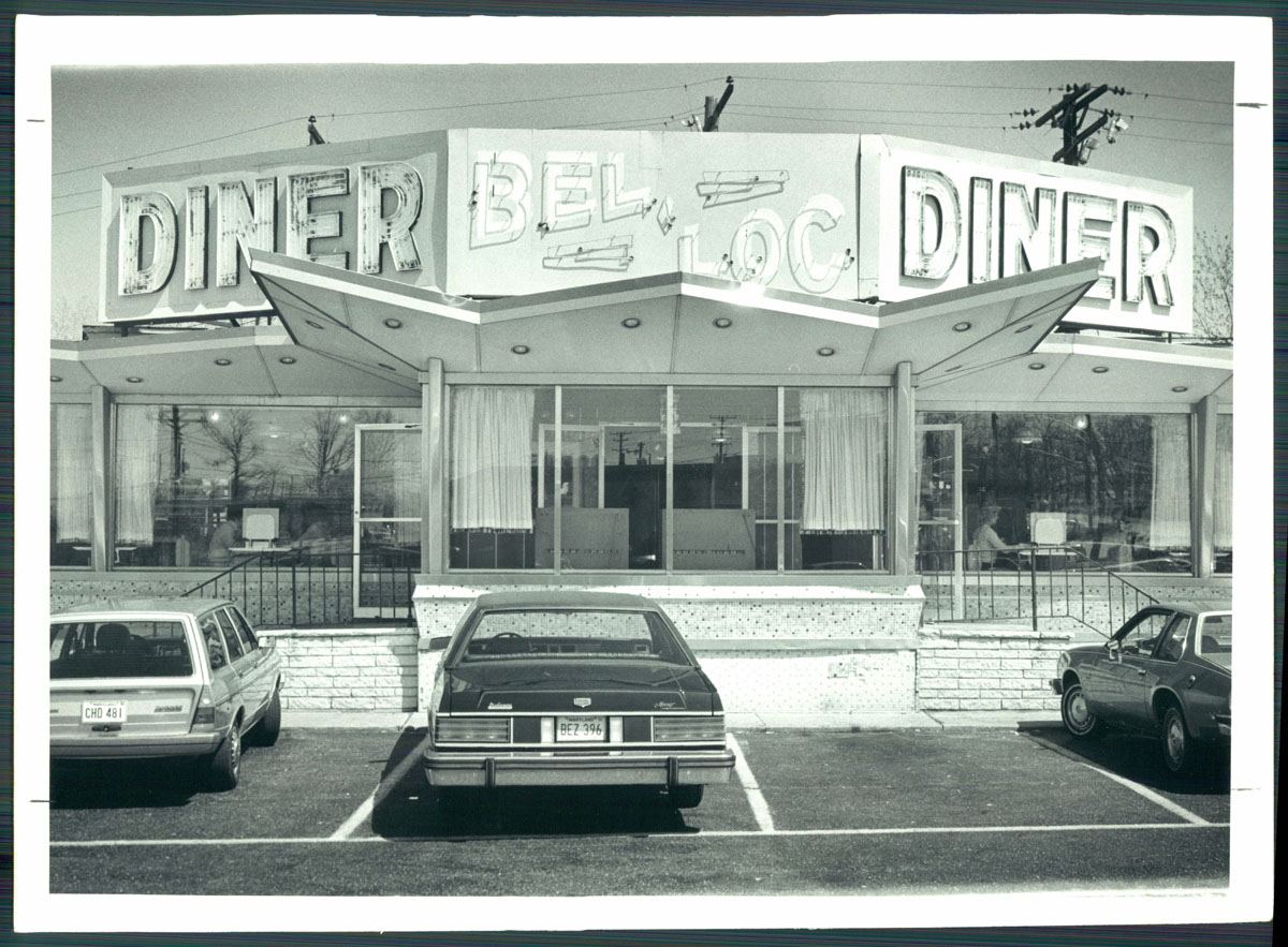 From the vault: Maryland roadside diners