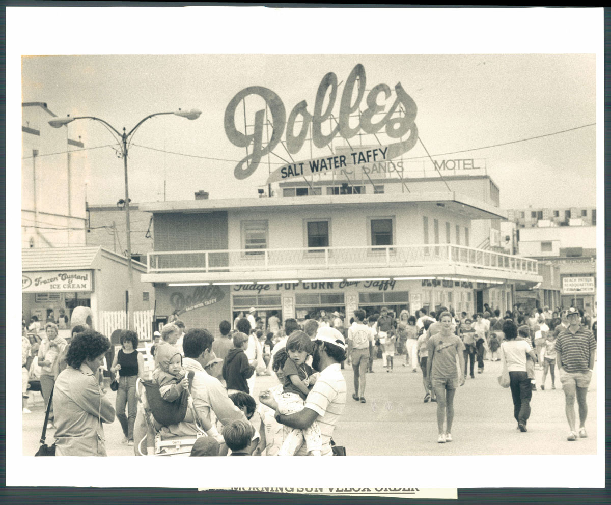 From the vault: Rehoboth Beach, DE