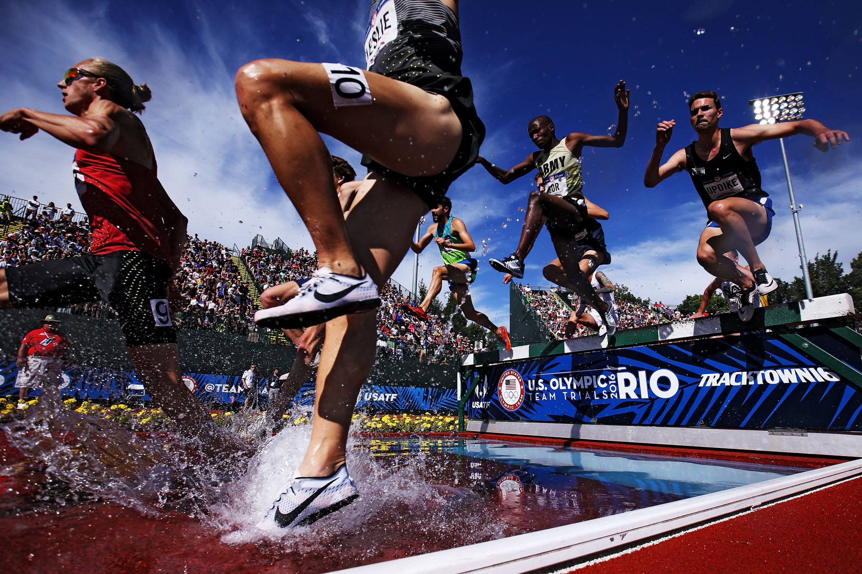 U.S. Olympic Track and Field Trials in Eugene, Oregon