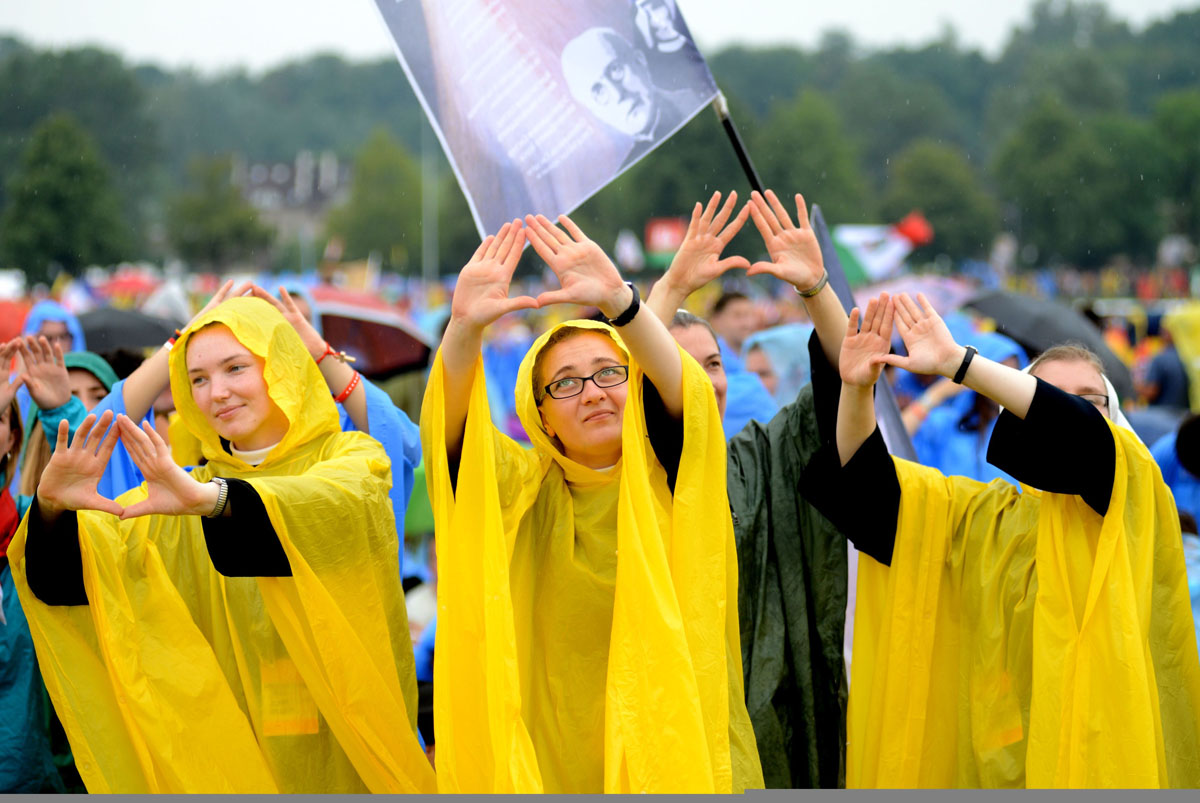 World Youth Day celebrations in Poland