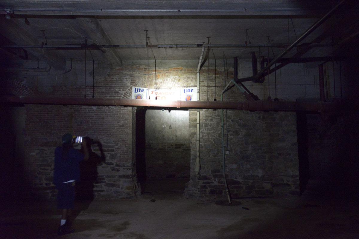 Exploring Lexington Market S Underground Vaults