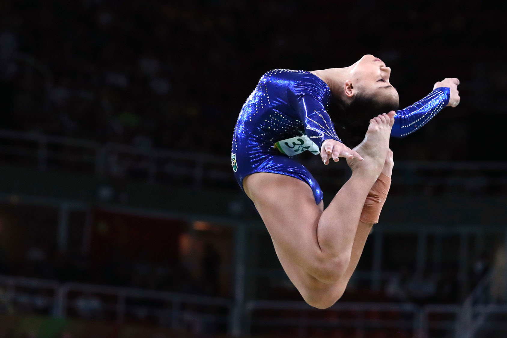 Artistic gymnastics women's team final at Rio 2016 Olympics