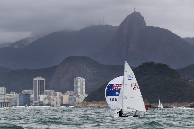 Rio readies for Olympic spotlight