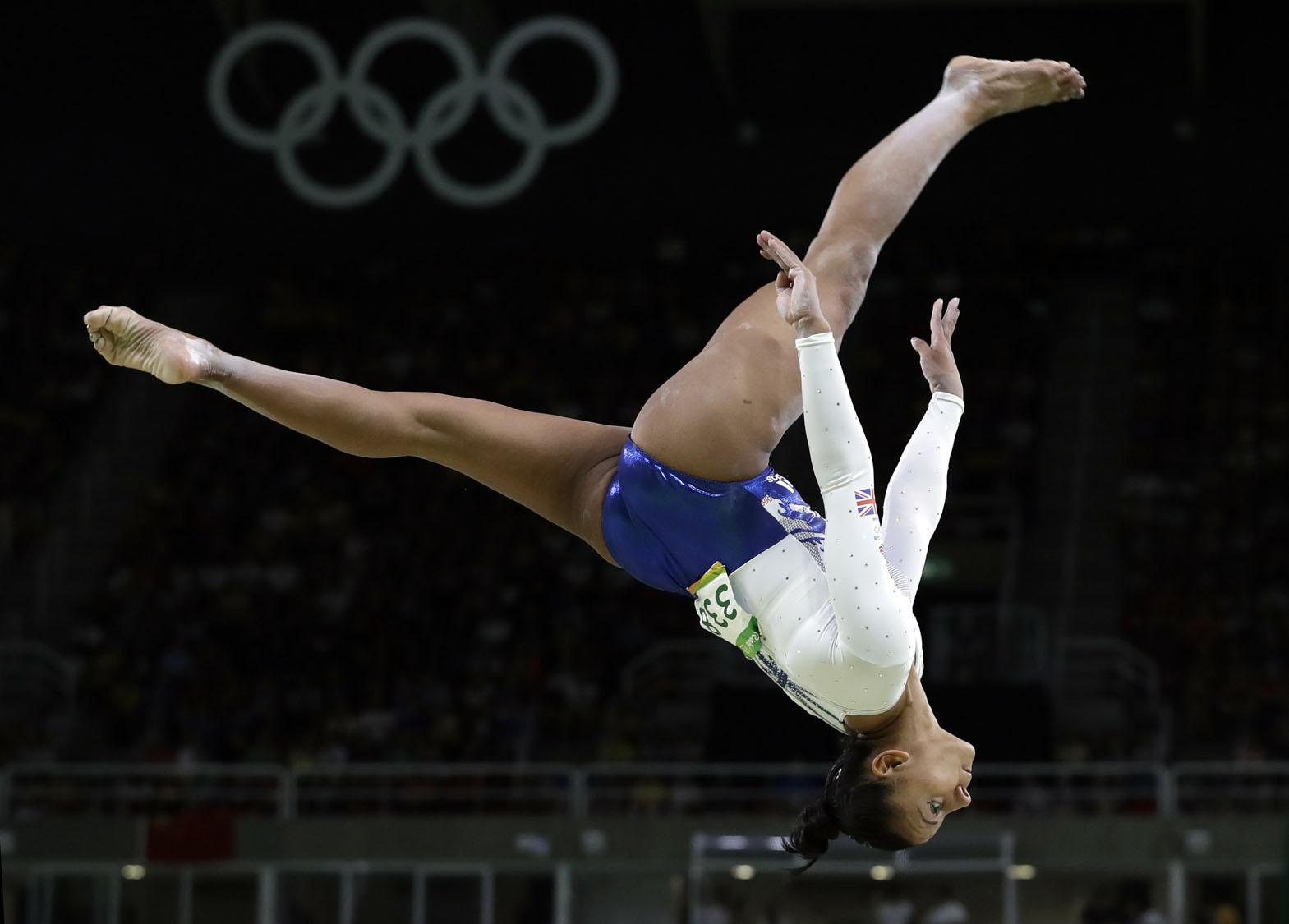 artistic gymnastics Olympics information including milestones and stars of artistic gymnastics on espncom.