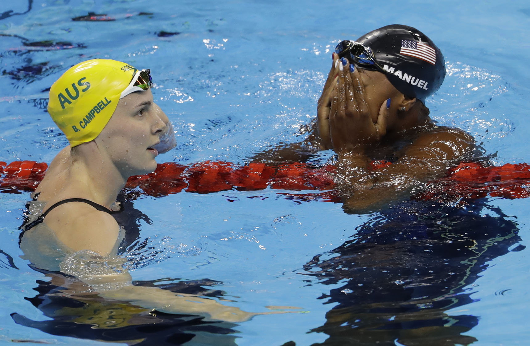 Scenes from Day 6 at the Rio 2016 Olympics