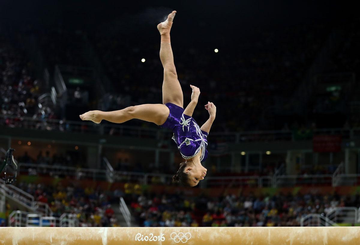 Rio Olympics Balance Beam Gymnastics Balance Beam Gymnastics Olympics