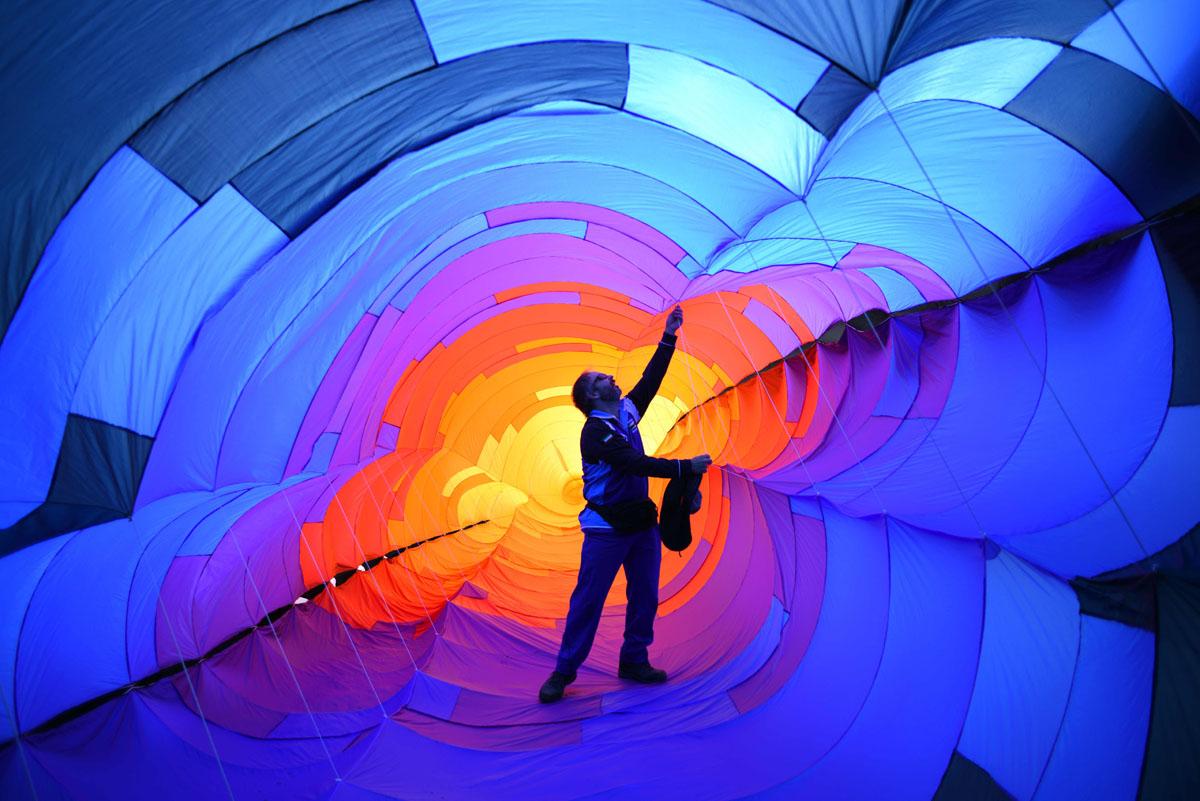 Taking flight at the 2016 St. Annes Kite Festival