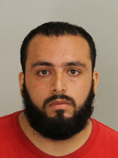 This September 2016 photo provided by Union County Prosecutor's Office shows Ahmad Khan Rahami, who was charged with multiple counts of attempted murder of police officers in the shootout that led to his capture Monday, Sept. 19, 2016. He is the suspect in the weekend bombings in New York and New Jersey. (Union County Prosecutor's Office via AP)