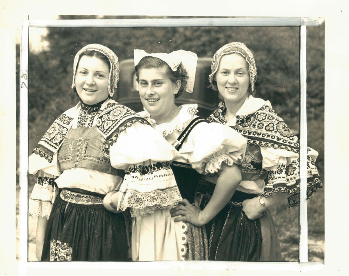 From the vault: Remembering Baltimore's Czech community