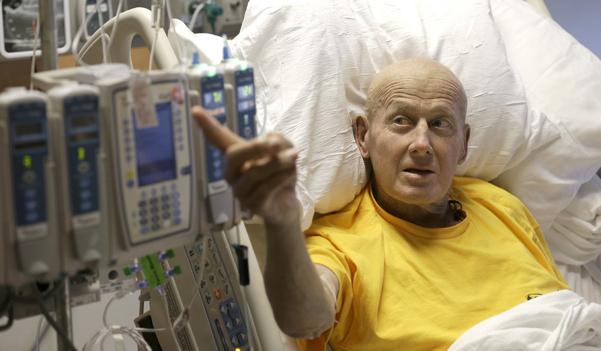 NBA reporter Craig Sager undergoes third bone marrow transplant