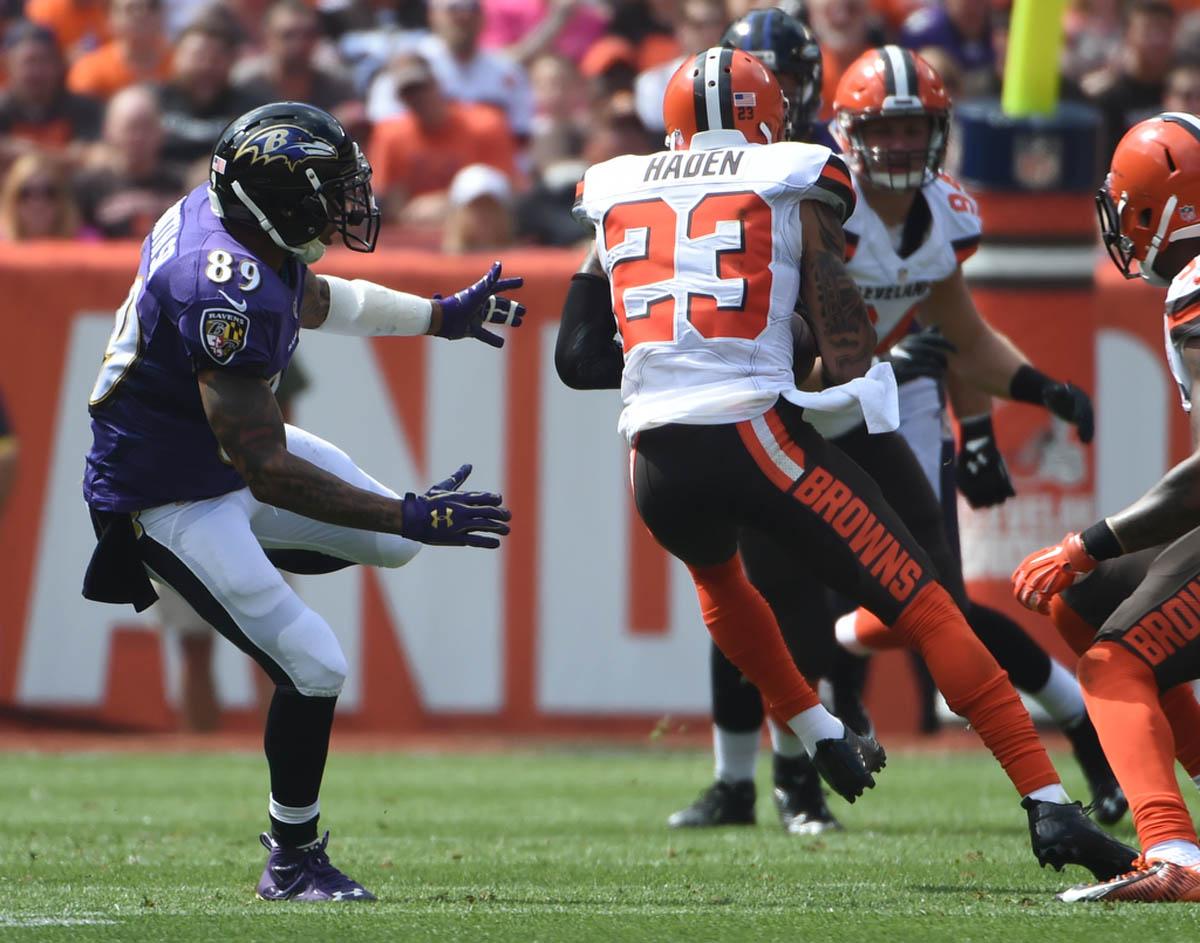 Cleveland Browns vs. Baltimore Ravens RECAP, SCORE, STATS ...