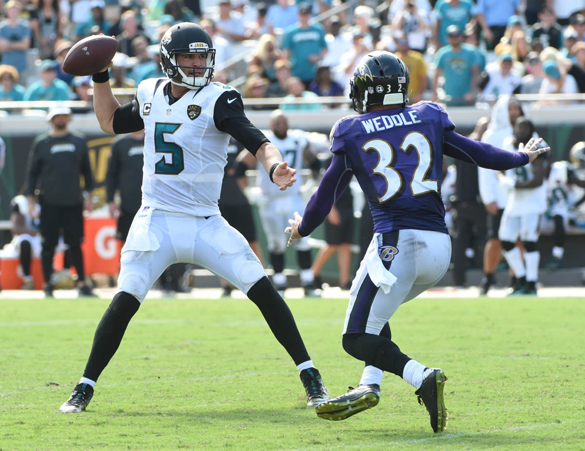 Rough Cut A Raw Edit From Ravens Win Over Jaguars