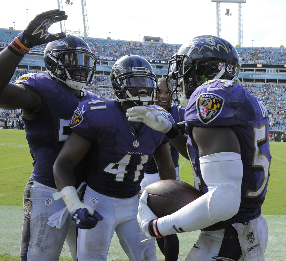 Rough Cut: A raw edit from Ravens win over Jaguars