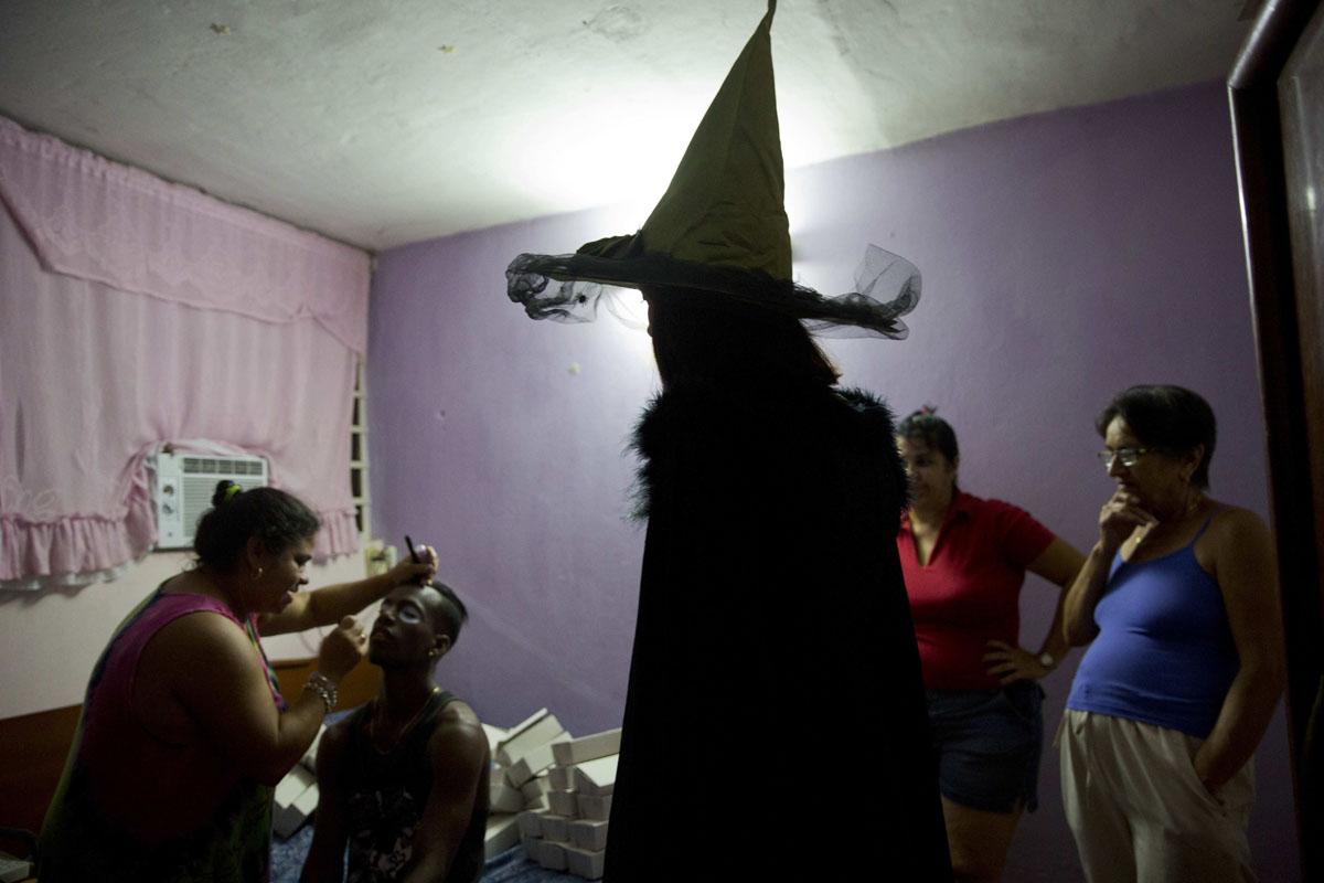 Halloween in Cuba