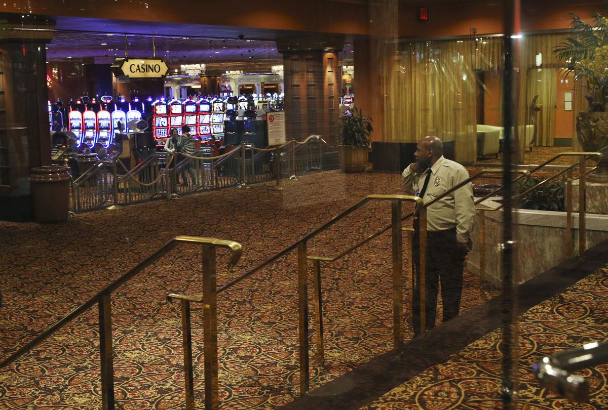 Trump taj mahal for Taj mahal online casino