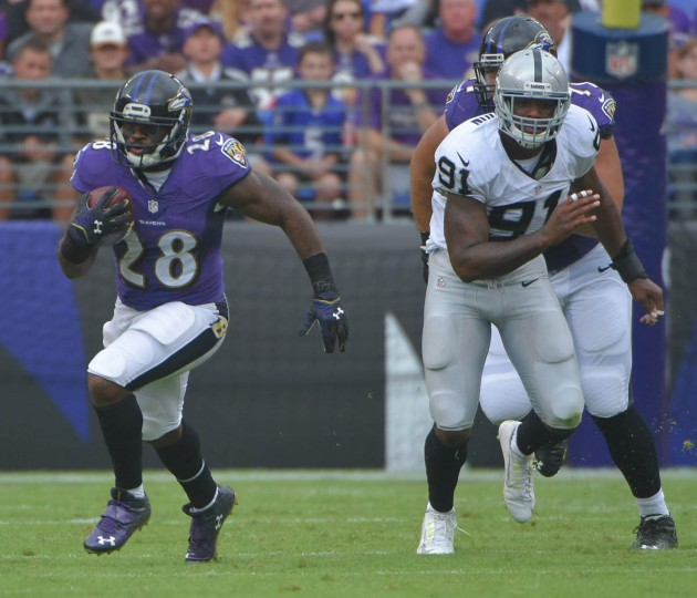 Ravens vs. Raiders