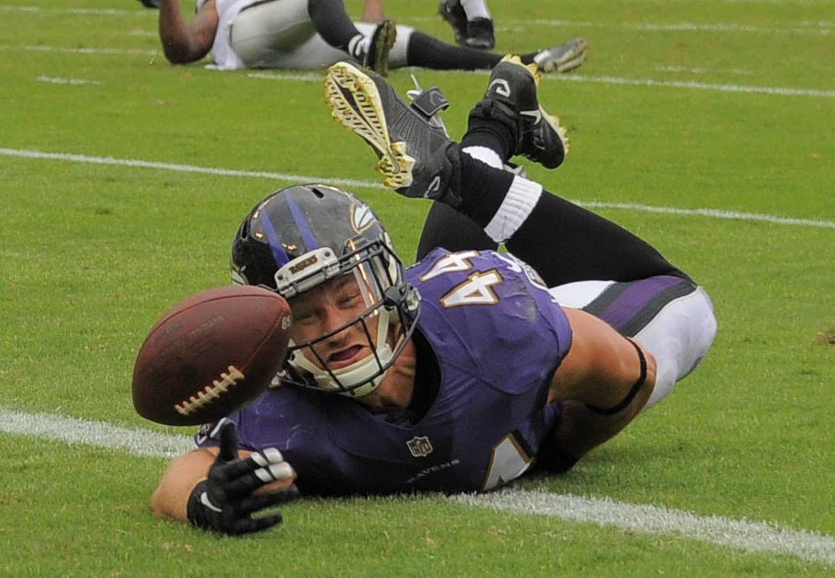 Rough Cut: A raw edit from Ravens loss to Raiders