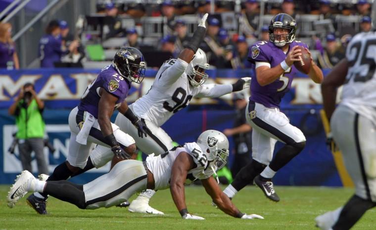 Ravens vs. Raiders