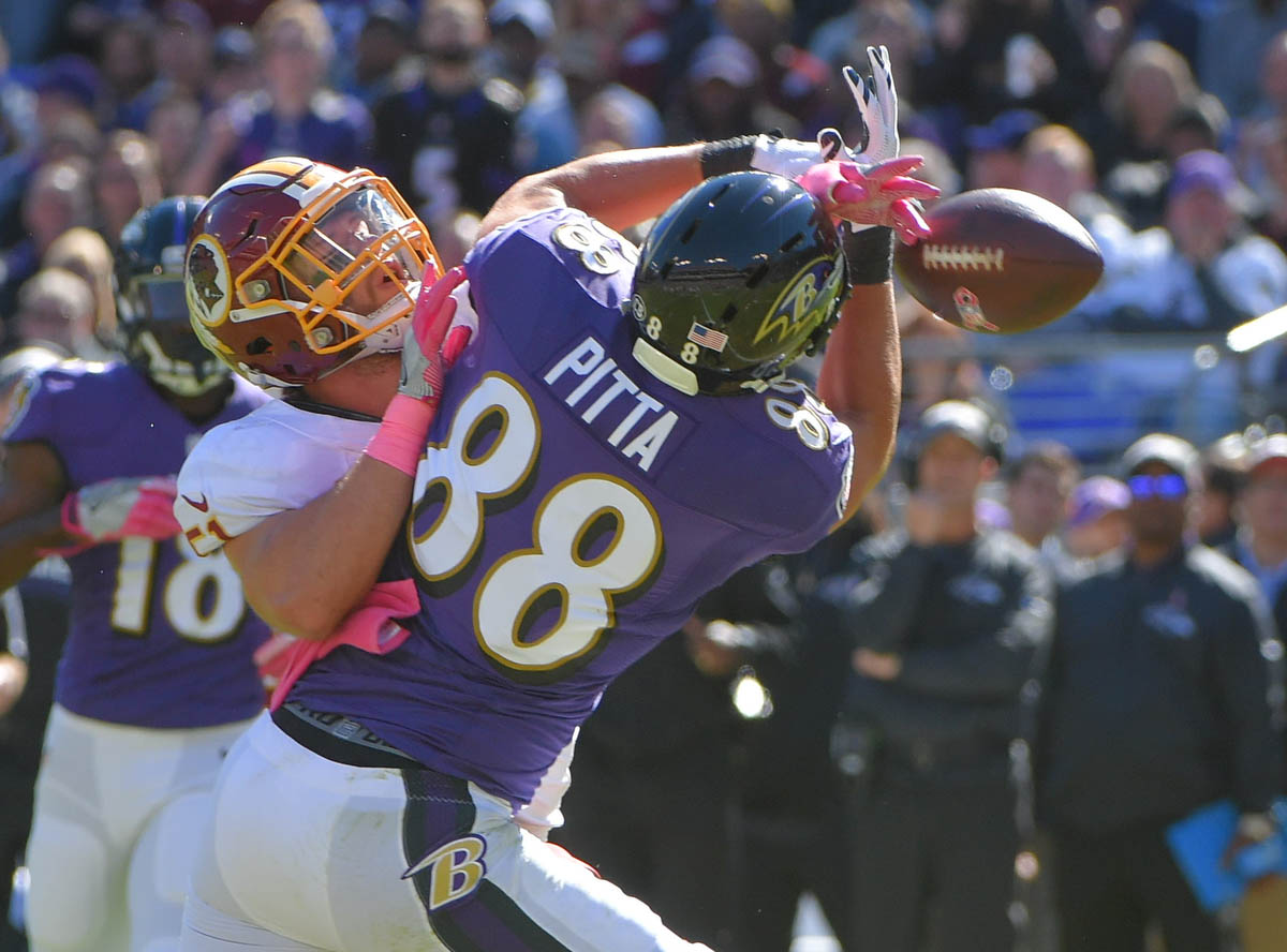 Rough Cut: A raw edit from Ravens loss to Redskins