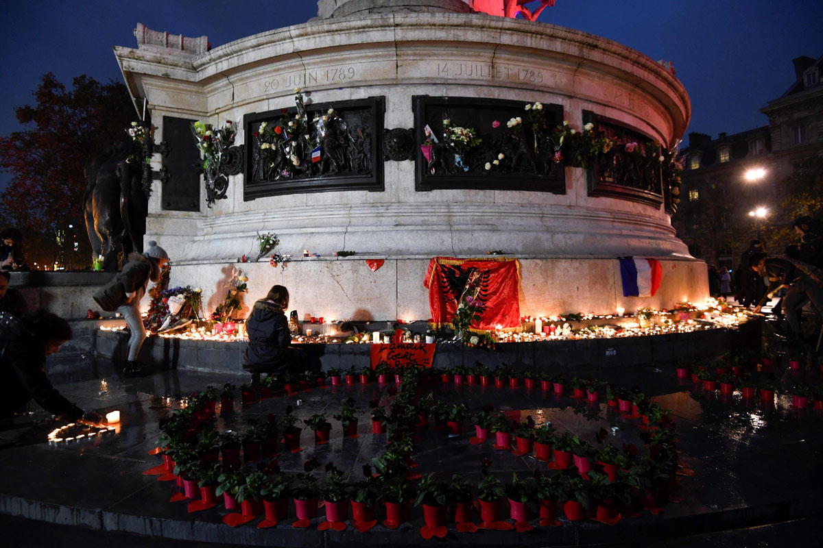 Paris, a year after the attacks