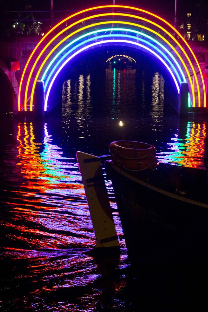 amsterdam light festival ready to launch