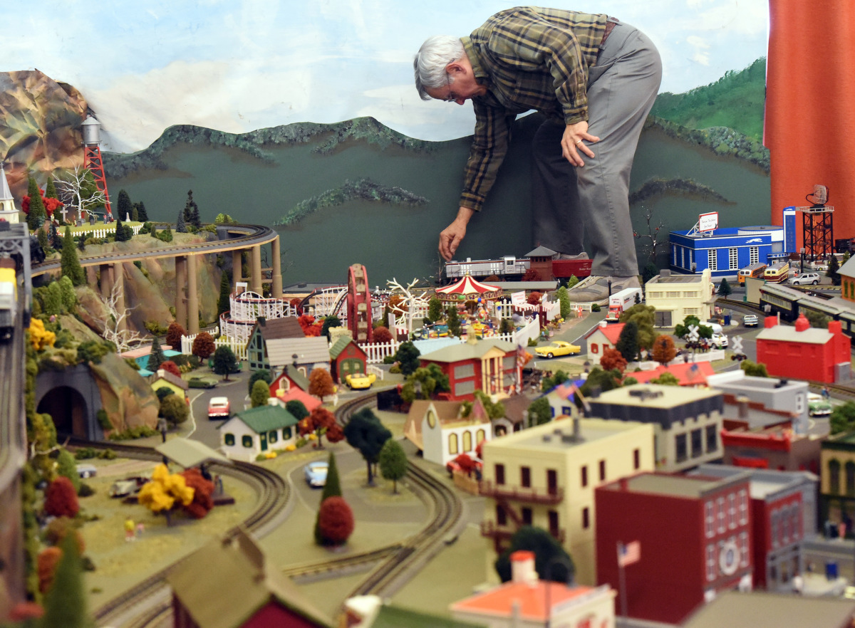 Baltimore in miniature at The Fire Museum of Maryland