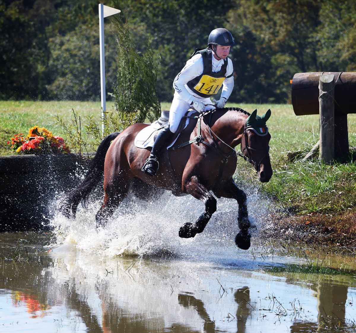 Horses, riders compete at 2016 Fair Hill International