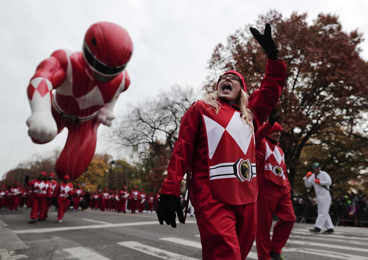 the best of the macy s thanksgiving day parade