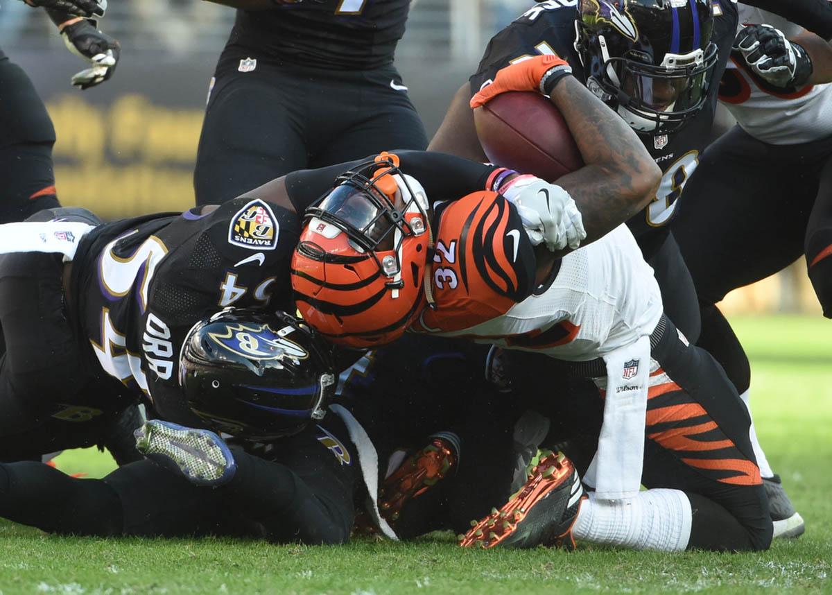 Rough Cut: Ravens defeat the Bengals 19-14