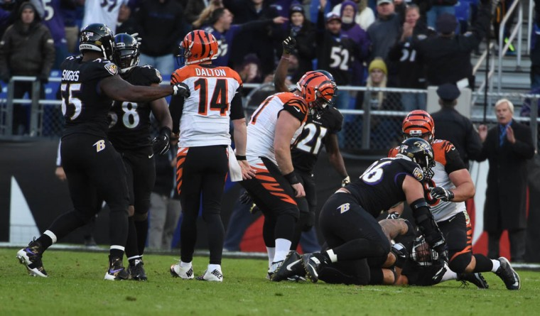 Ravens vs Bengals