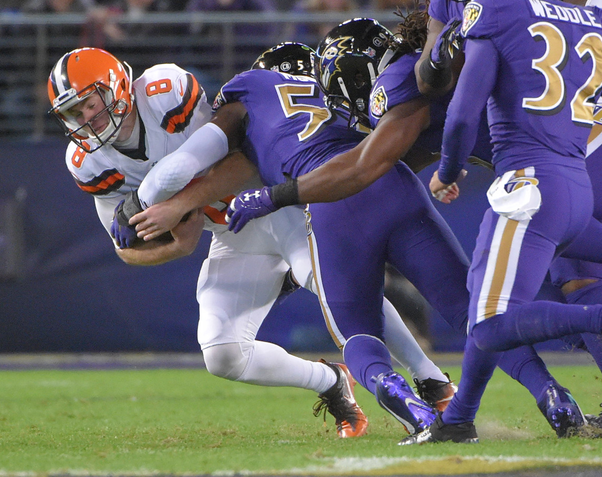 Rough Cut: A raw edit of the Ravens win over the Browns