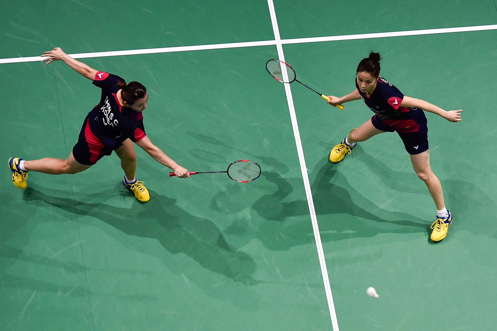 Dubai World Superseries Finals badminton tournament