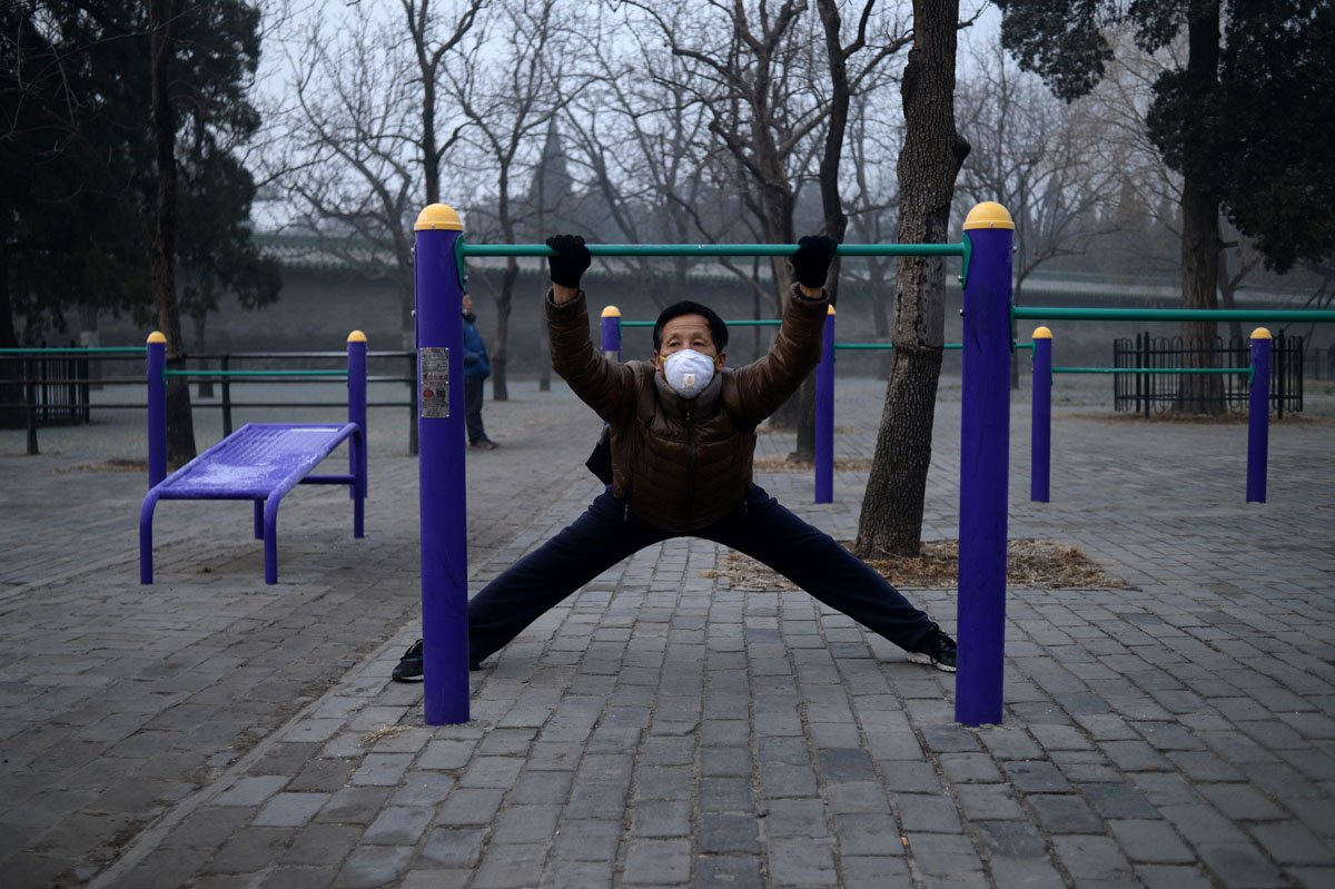 China's pollution crisis