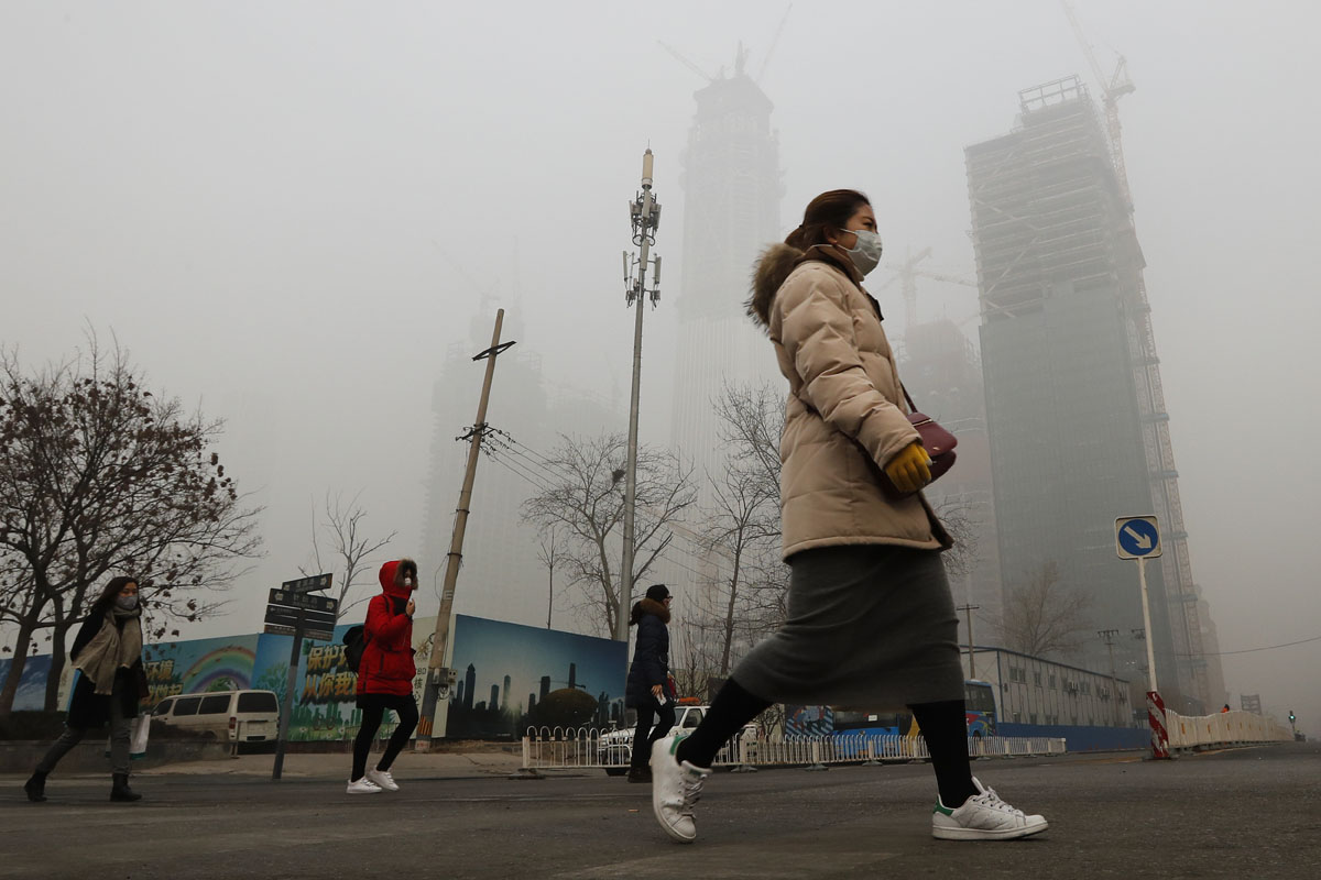 how to stop pollution in china