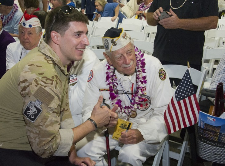 APphoto_Pearl Harbor at 75