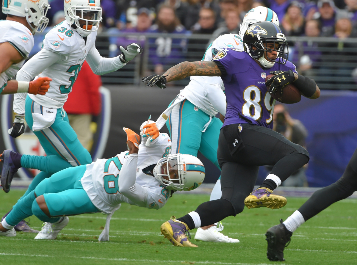 Rough Cut: Ravens defeat Dolphins 38-6
