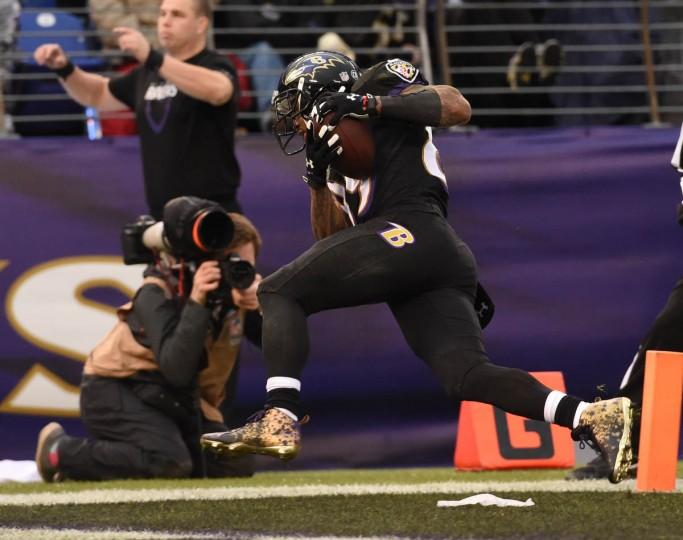 Ravens vs Eagles