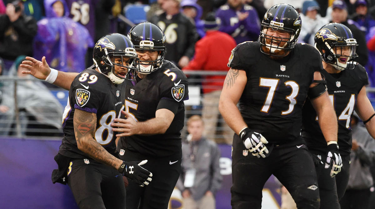 Rough Cut: Ravens defeat Eagles 27-26