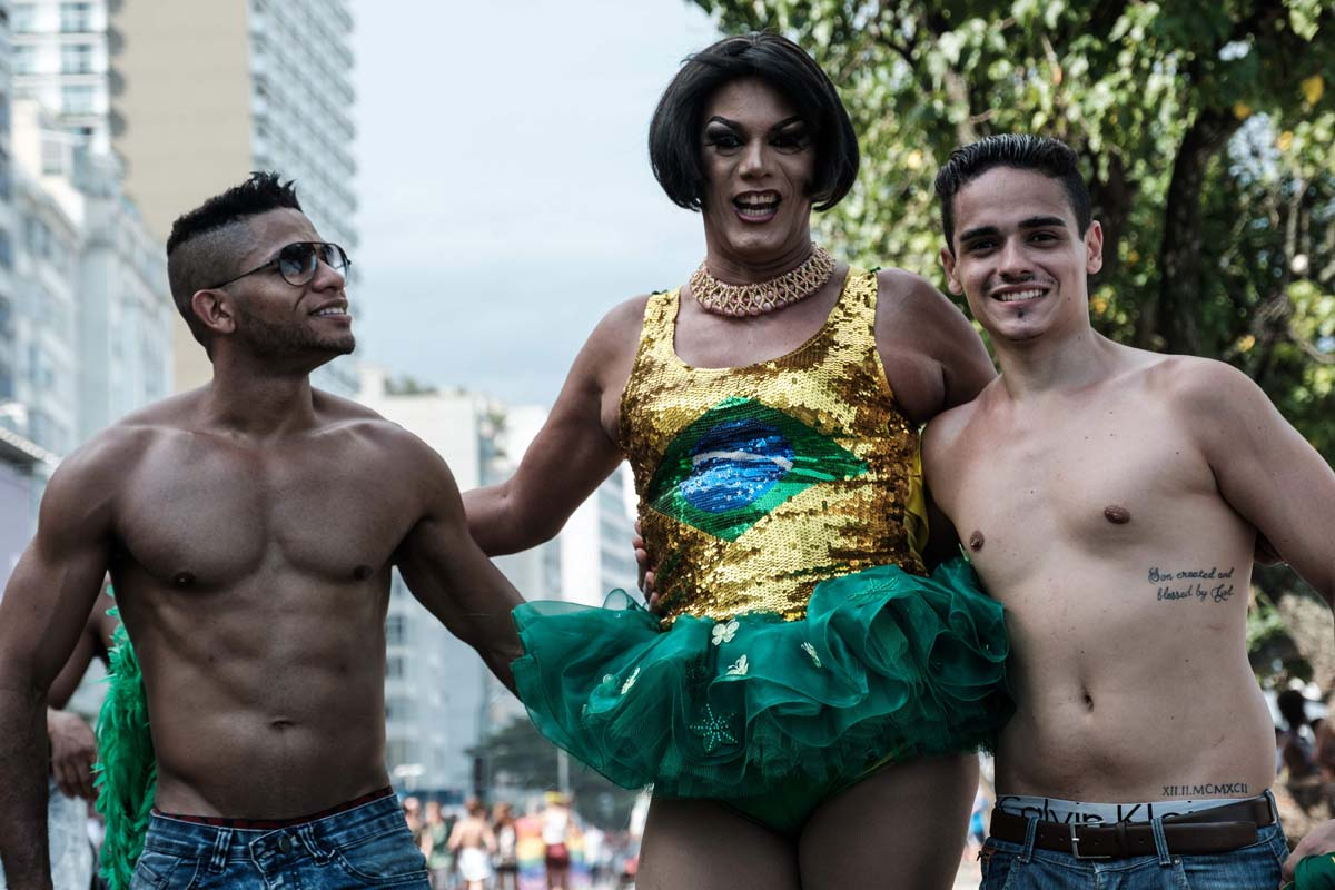 Brazil gay photo