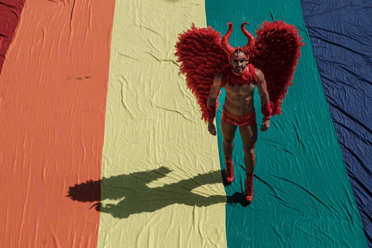 21st Rio LGBT parade