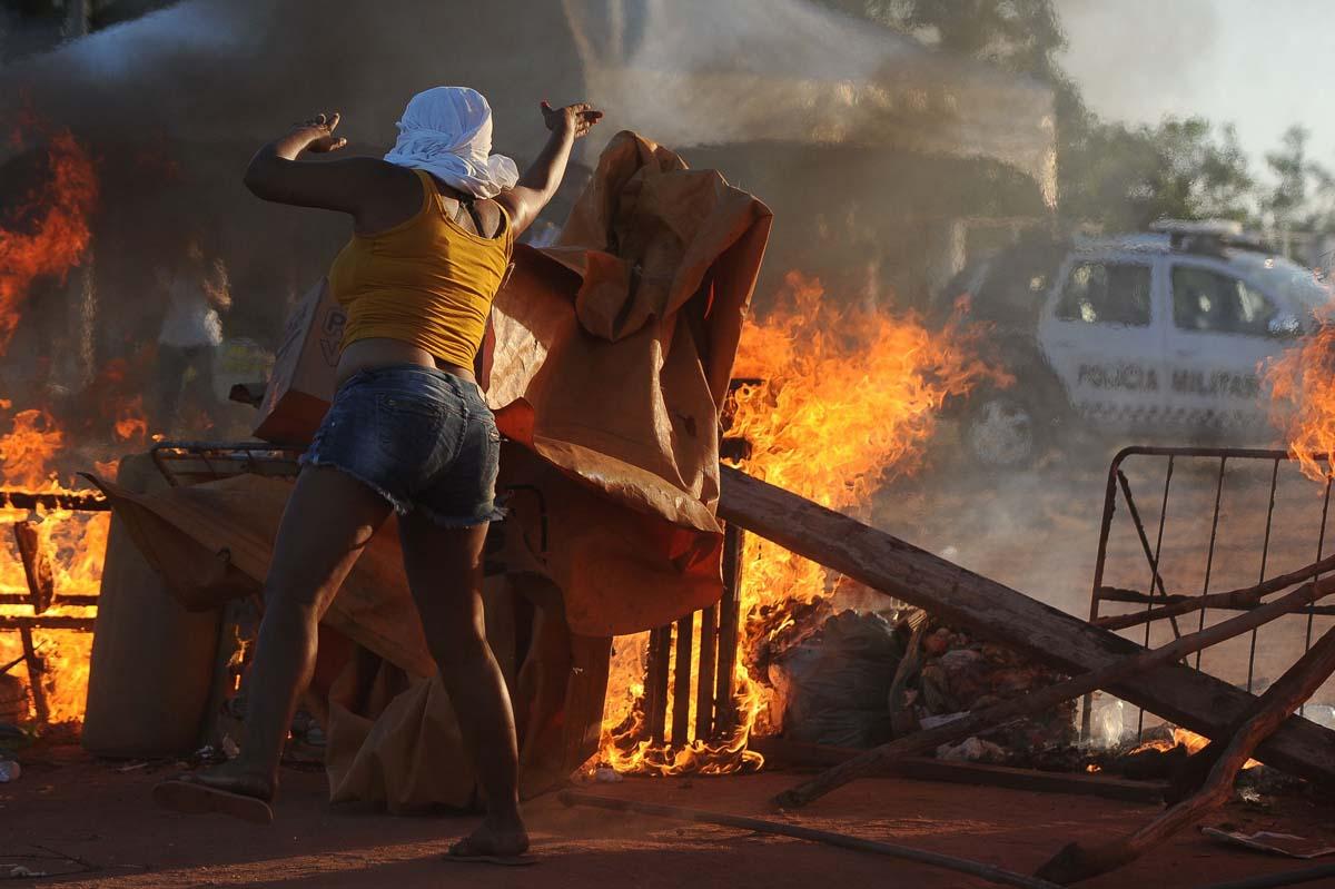 Riots at Brazil's Al...