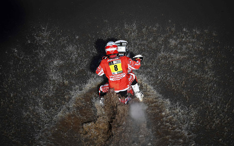 2017 Dakar Rally traverses some of South America's most treacherous terrain