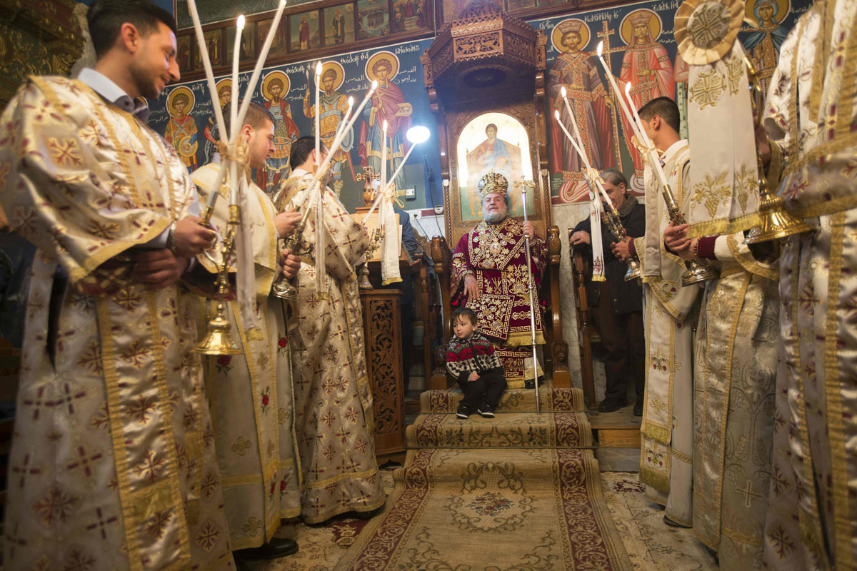 Orthodox Christmas, January 7