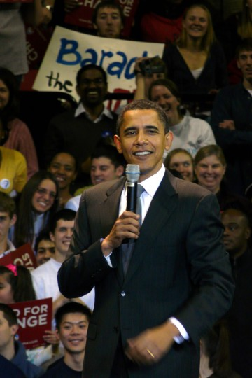BS MD ELN 2008 PRESIDENTIAL PRIMARY OBAMA A FERRON