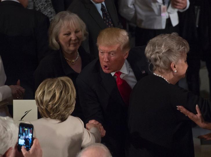 US-POLITICS-TRUMP-INAUGURATION-LUNCH