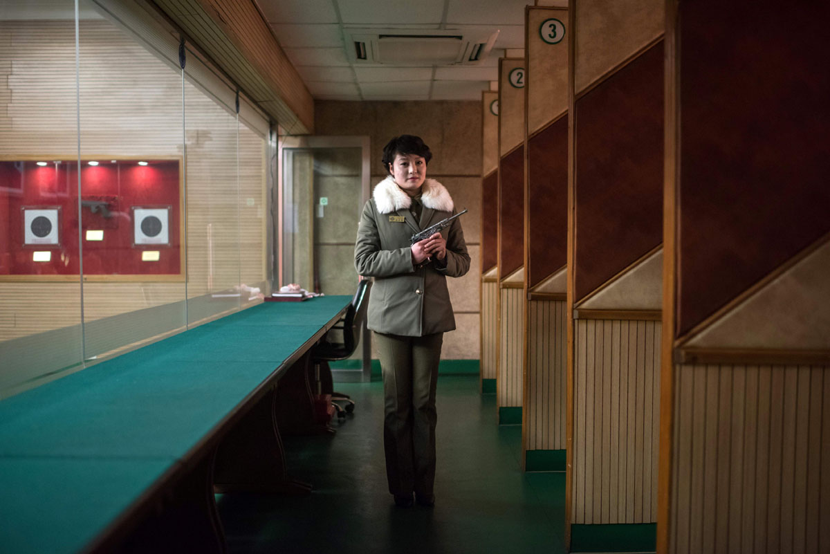 Portraits from North Korea